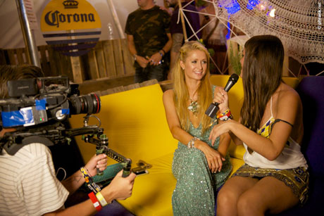 Evento Corona Sunsets Ibiza