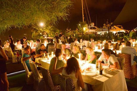 Convención mundial de Corona Cerveza en Ibiza