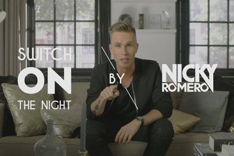 Nicky Romero para Olmeca en Amsterdam