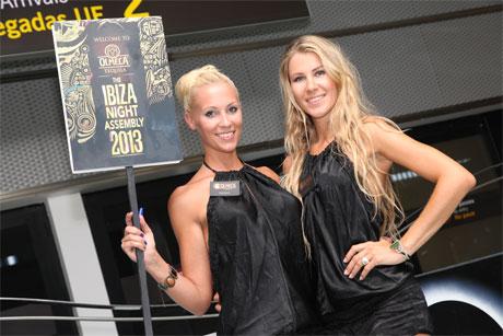 Convención mundial Olmeca Tequila Ibiza